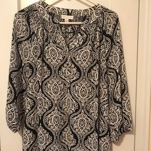 Charter Club Blouse - no tags but never worn